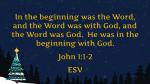 Merry Christmas Night  PowerPoint image 3