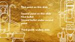 Golden Nativity  PowerPoint image 4