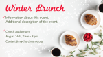 Christmas Brunch  PowerPoint image 2