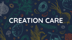 Creation Care  PowerPoint image 1