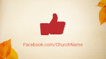 Give Thanks facebook PowerPoint Photoshop image