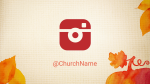 Give Thanks instagram PowerPoint Photoshop image
