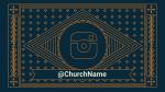 Advent instagram PowerPoint Photoshop image
