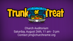Trunk or Treat announcement 1 PowerPoint Photoshop image