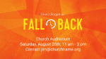 Fall Back  PowerPoint Photoshop image 3