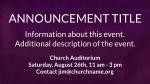 Purple Tombstones  PowerPoint Photoshop image 4