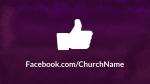Purple Tombstones  PowerPoint Photoshop image 10
