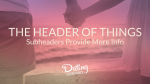 Romantic Beach header subheader PowerPoint Photoshop image