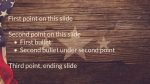 Retro Flag  PowerPoint image 3