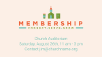Church Membership  PowerPoint image 3