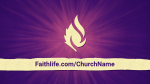 Purple Burst faithlife PowerPoint image