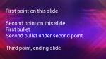 Purplescape  PowerPoint image 2