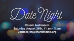 Date Night  PowerPoint image 3