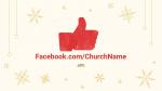 Christmas-Snowflakes  PowerPoint image 9
