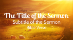 Psalm-23  PowerPoint image 4