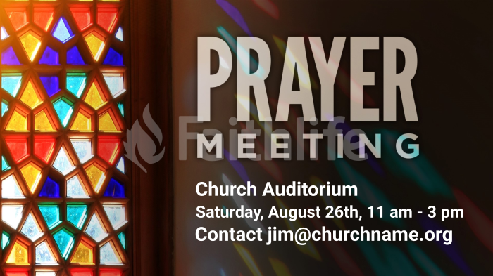Prayer-Meeting large preview