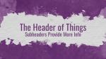 Prayer and Fasting header subheader PowerPoint image