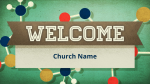 Community welcome PowerPoint image
