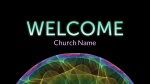 Ethereal welcome 1 PowerPoint image