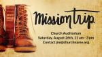 Mission Trip PowerPoint image