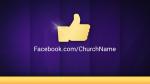 Purple-Curtain  PowerPoint image 5