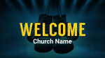 Victory in Christ welcome 2 PowerPoint image