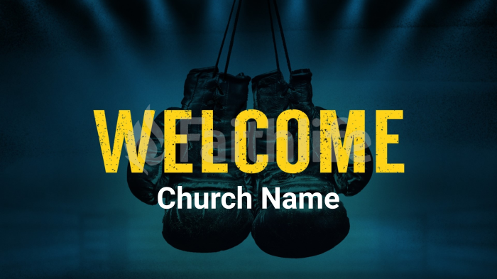 Victory in Christ welcome 2 smart media preview