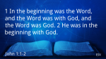 Blue Bible content c PowerPoint image