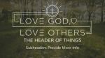 Love God, Love Others  PowerPoint Photoshop image 15