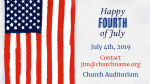 Happy Fourth of July  PowerPoint image 4