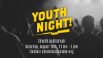 Worship Youth Night  PowerPoint Photoshop image 2