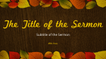 Autumn  PowerPoint image 1