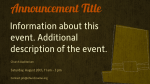 Thanksgiving: Hat  PowerPoint image 3