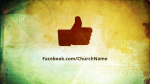 Red Banner facebook 16x9 PowerPoint image