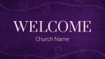 Fruit of the Spirit welcome 16x9 PowerPoint Photoshop image