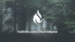 Forest faithlife 16x9 PowerPoint image