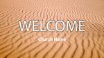Desert  PowerPoint image 1