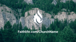 Rock Mountain faithlife 16x9 PowerPoint image