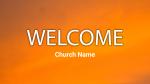 Orange Sky  PowerPoint image 1
