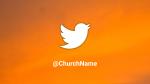 Orange Sky  PowerPoint image 10