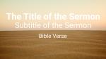 Desert Sand  PowerPoint image 3