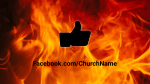 Fire facebook 16x9 PowerPoint image