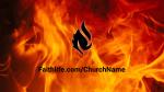 Fire faithlife 16x9 PowerPoint image