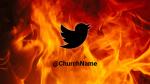 Fire twitter 16x9 PowerPoint image