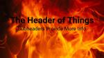 Fire header subheader 16x9 PowerPoint image