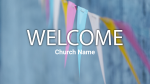 Banner welcome 16x9 PowerPoint image