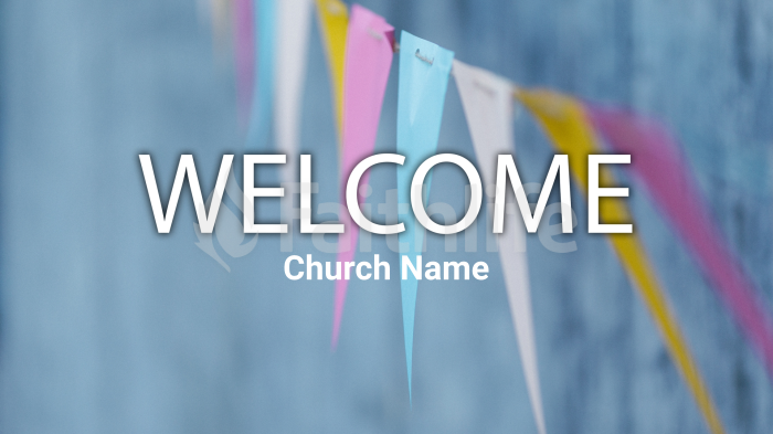 Banner welcome 16x9 smart media preview