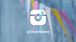 Banner instagram 16x9 PowerPoint image