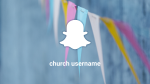 Banner snapchat 16x9 PowerPoint image