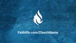 Blue Texture faithlife 16x9 PowerPoint image